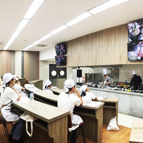 SIB Culinary Arts 11 - Short Course I Exotic Culinary Arts