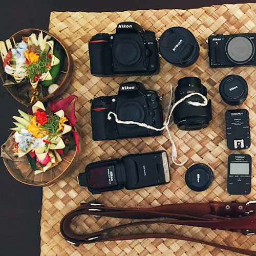 STDBali–Summer School PhotographyVideography 02 - Travel Photography & Videography